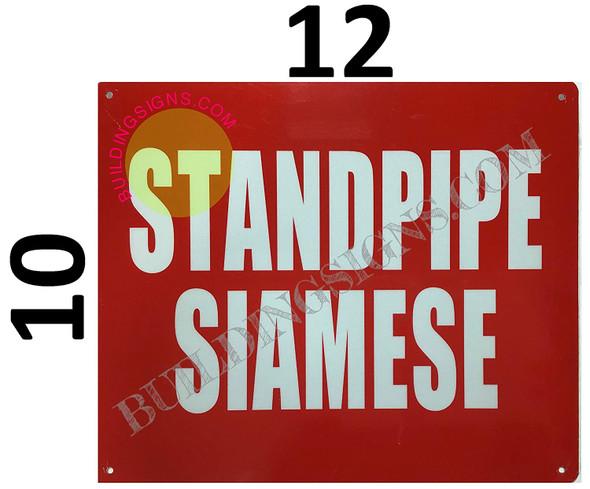 Standpipe Siamese