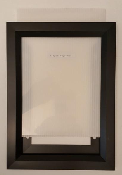 Elevator Inspection Certificate Frame