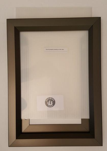 HPD- Elevator Inspection Certificate Frame