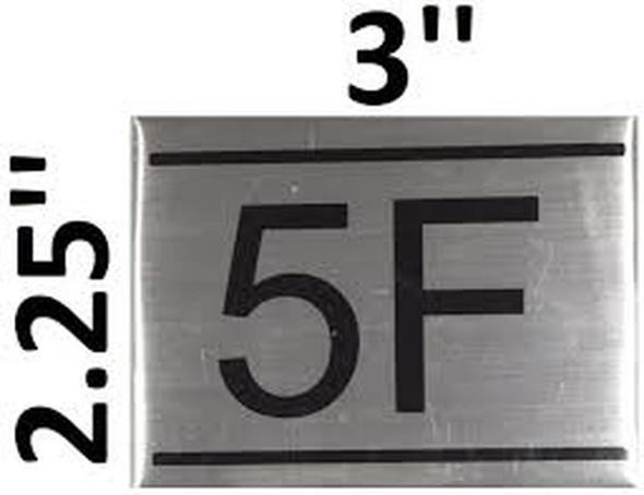 APARTMENT NUMBER  -5F