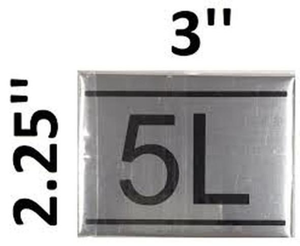 APARTMENT NUMBER  -5L