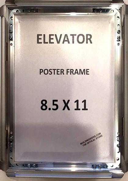 Elevator Poster Frame