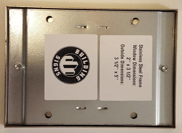 HPD-Elevator Permit frame