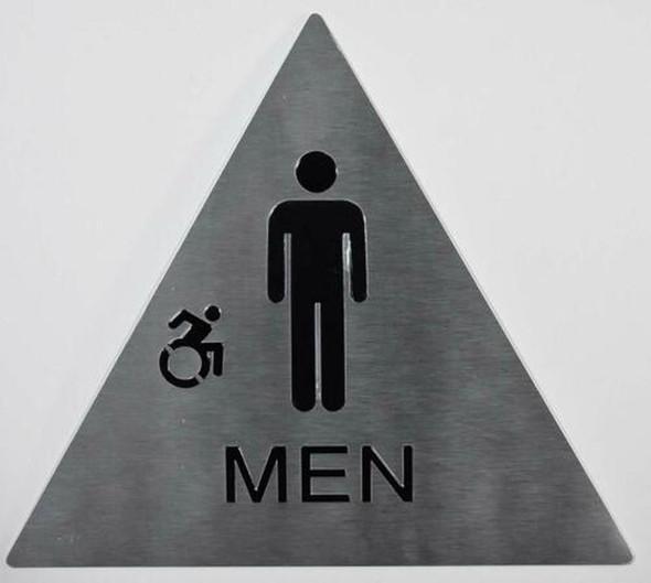 CA ADA Men Restroom