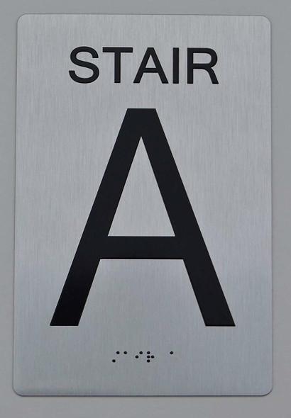 STAIR A ADA
