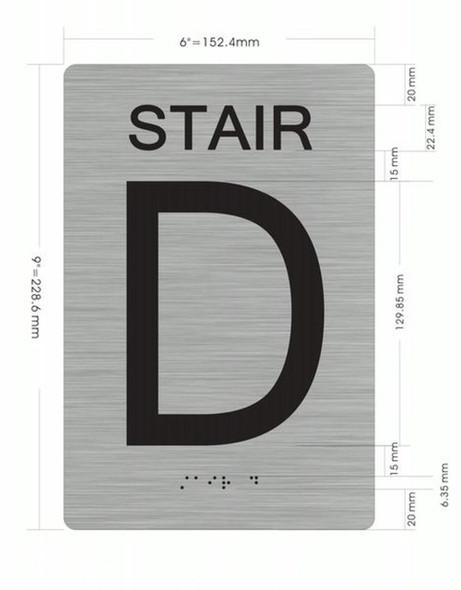 STAIR D ADA