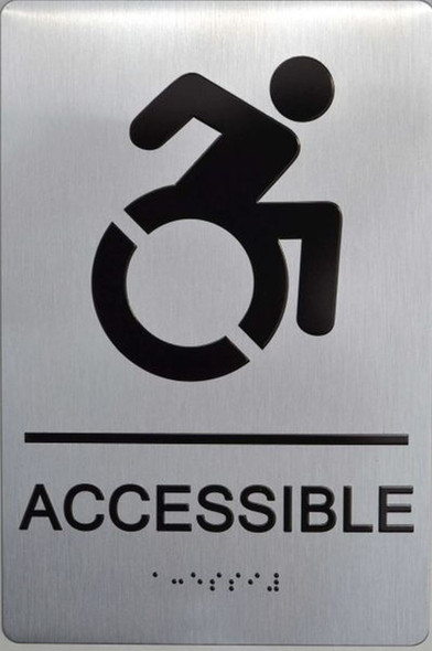 ADA ACCESSIBLE  for Building