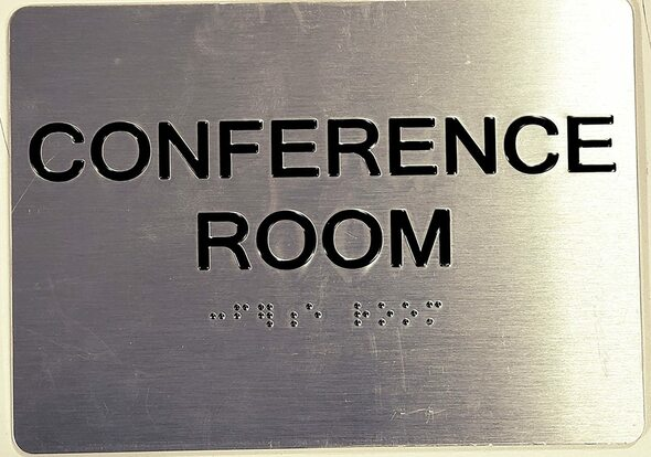 Conference Room ADA  Signage