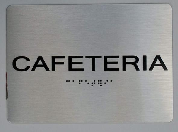 Cafeteria ADA  Signage