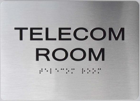 Telecom Room ADA  Signage
