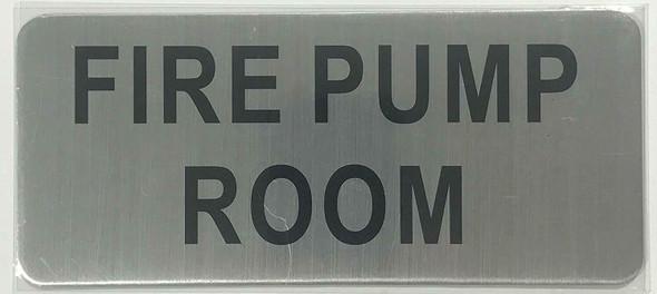 FIRE PUMP ROOM