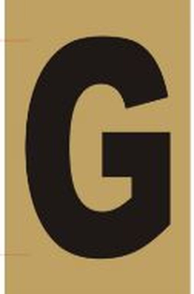 Apartment number sign G Sign