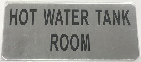HOT WATER TANK ROOM