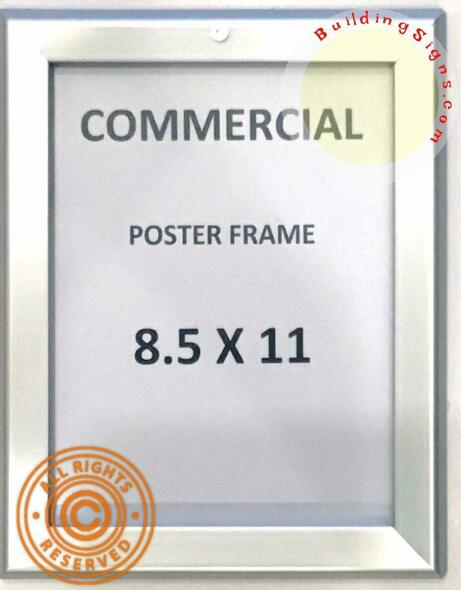 Commercial Poster Frame/Commercial Picture Frame  (, Heav age