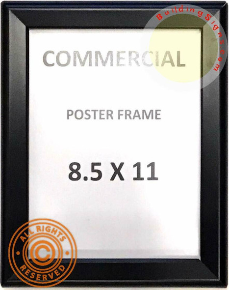 Commercial Picture Frame/Commercial Poster Frame   Heavy Frame