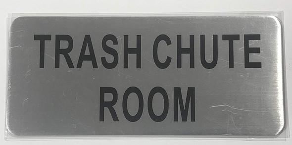 TRASH CHUTE ROOM