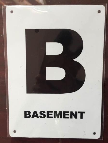 Floor Number  Signage set