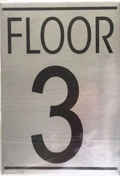 FLOOR 3  Signage -Delicato line