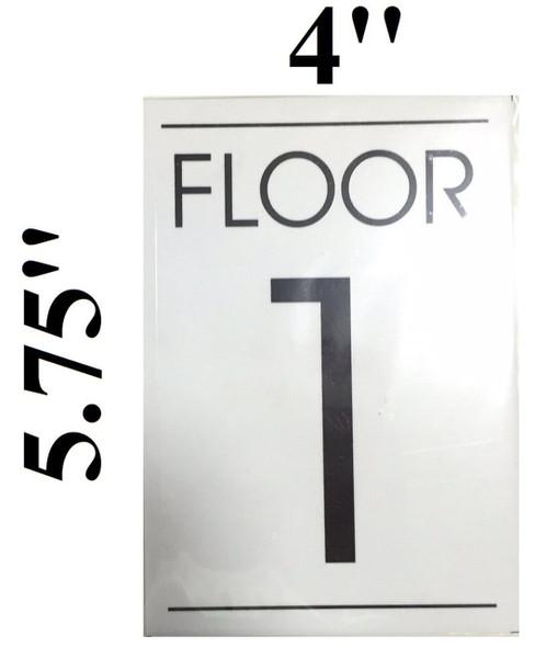 FLOOR NUMBER   - 1ST FLOOR