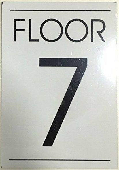 FLOOR NUMBER   - 7TH FLOOR