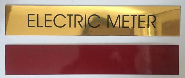 Electric Meter Room