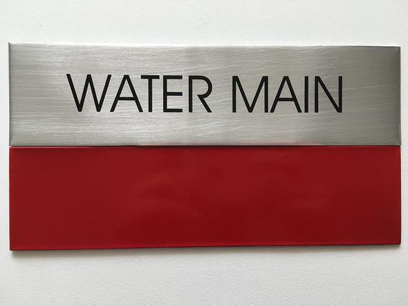 WATER MAIN  -