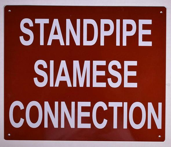 Standpipe Siamese Connection