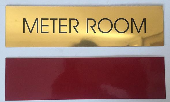 METER ROOM  -  BACKGROUND