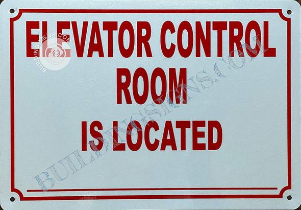 Elevator Control Room is