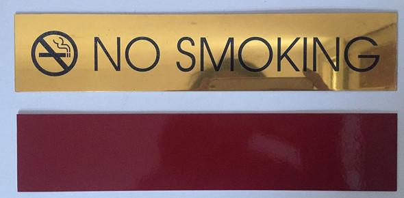 NO SMOKING  -  BACKGROUND