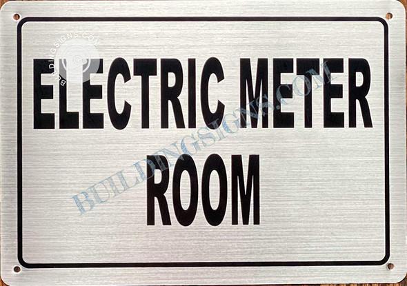 Electric Meter Room  Singange