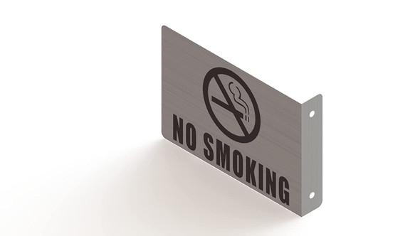NO Smoking Projection Sign- NO Smoking 3D Sign