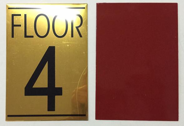 FLOOR 4  -  BACKGROUND