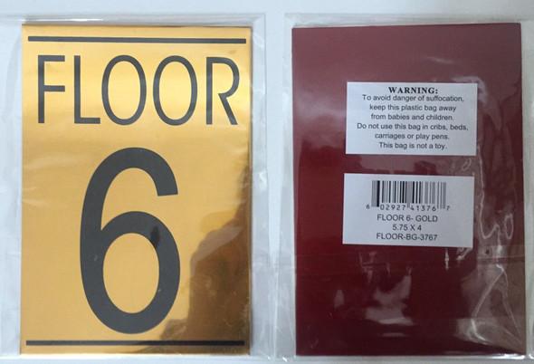 FLOOR 6  -  BACKGROUND