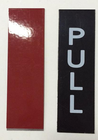 PULL  - BLACK