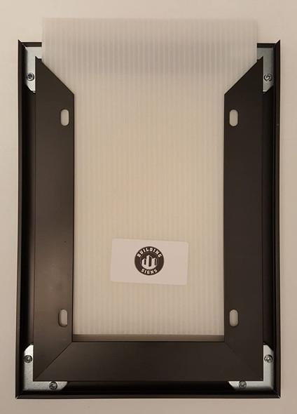 FRAME Inspection Frame Black
