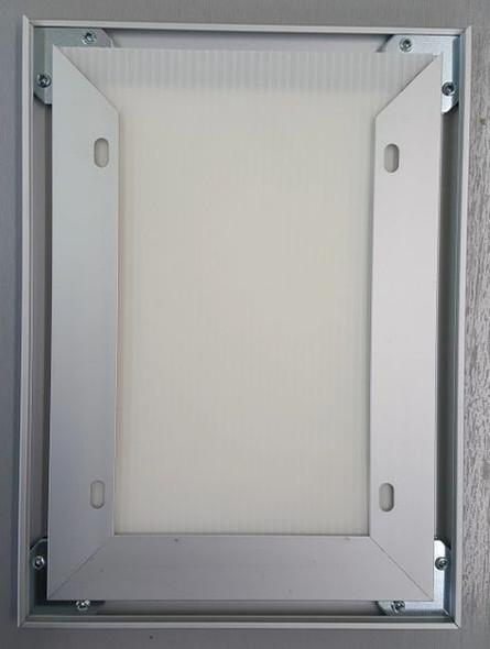 HPD Elevator Permit Frame