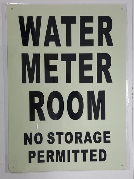 WATER METER ROOM