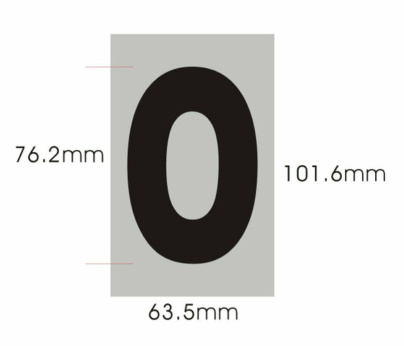 Apartment Number  - Letter O