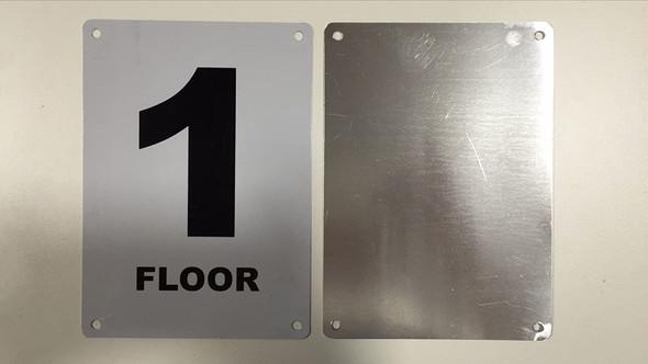 Floor number 1