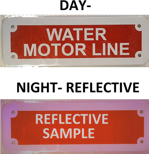 WATER MOTOR LINE