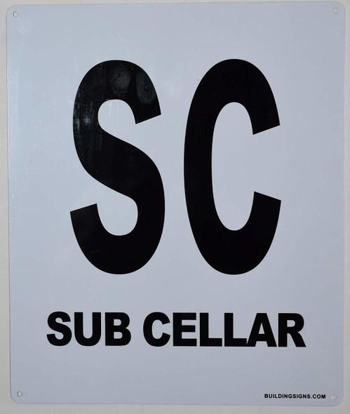 SUB Cellar  Signage