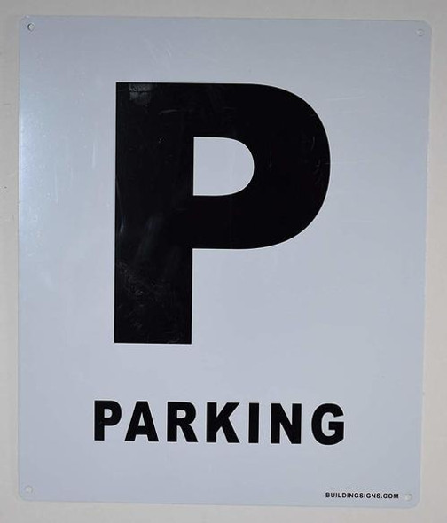 Parking Floor Number