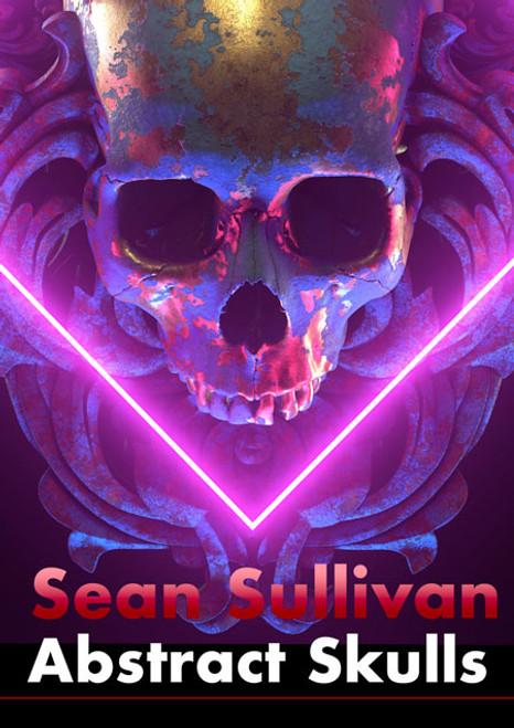 Sean Sullivan - 25 Abstract Skulls