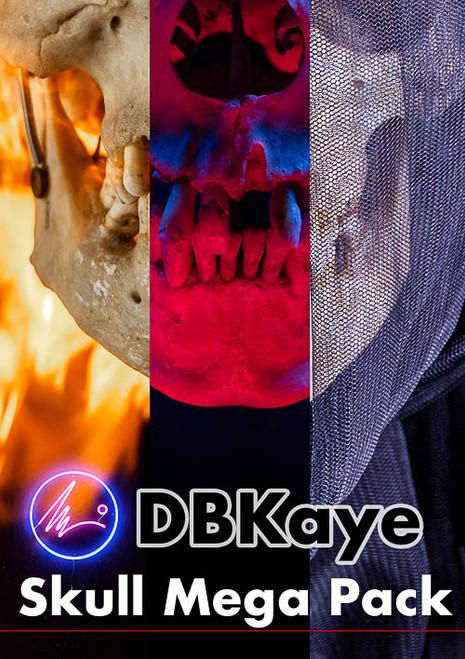 DBKaye - 165 Mega Skulls