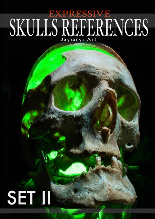 Javier Villar - 50 Skulls Set 2