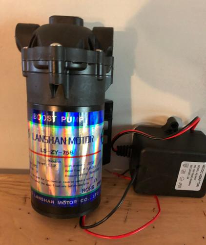 Nova Reverse Osmosis booster pump 90psi