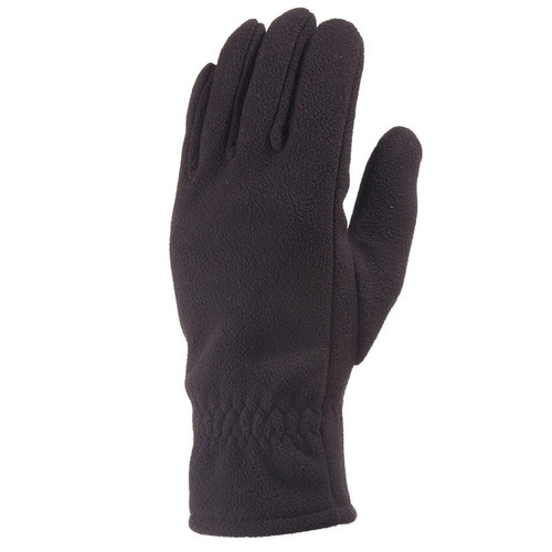 MOUNTAIN GLOVES - BLACK