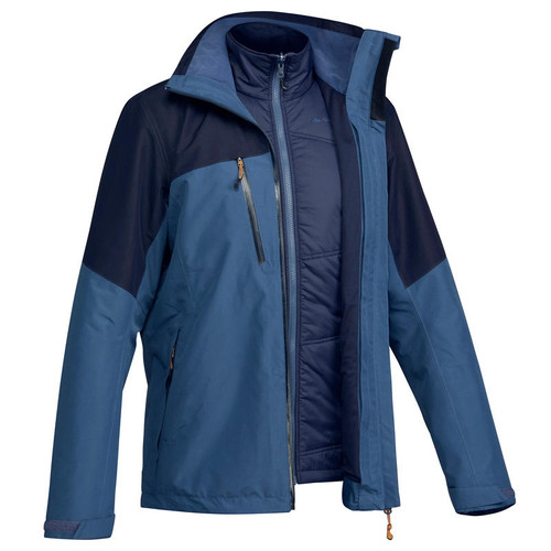 MEN'S 3-IN-1 JACKET TRAVEL