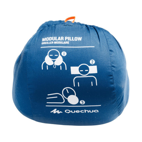 CAMPING PILLOW - BLUE